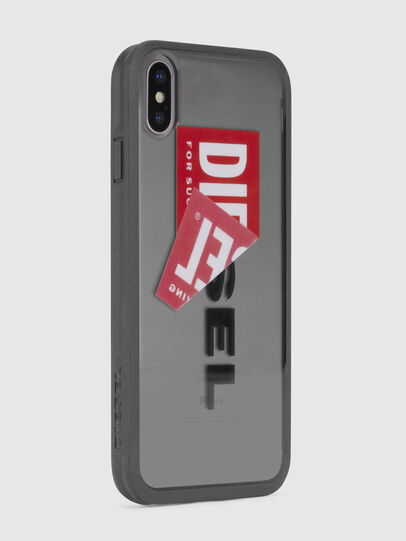 Diesel - STICKER IPHONE X CASE,  - Cases - Image 4