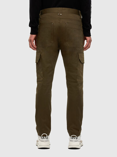 Diesel - P-BAKER-SLIM, Military Green - Pants - Image 2