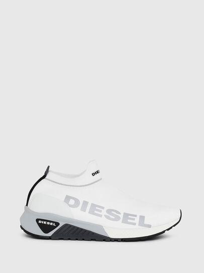 Diesel - S-KB ATHL SOCK II, White - Sneakers - Image 1