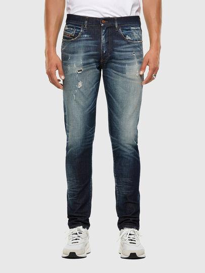 Diesel - D-Strukt 0092I, Dark Blue - Jeans - Image 1