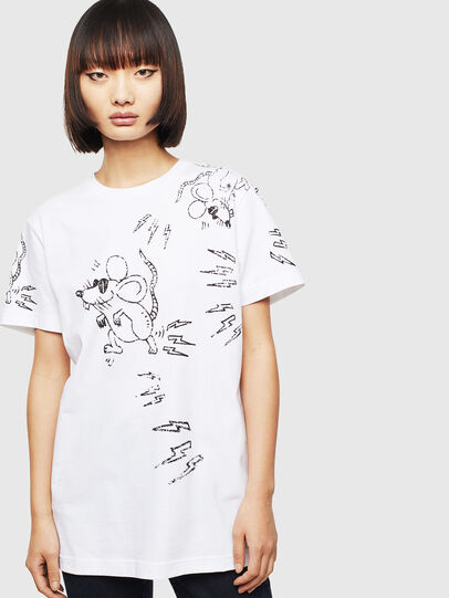 Diesel - CL-T-DIEGO-3,  - T-Shirts - Image 2