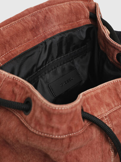 Diesel - GRANYTO BACK, Orange - Backpacks - Image 4