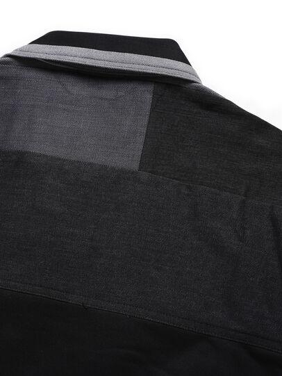 Diesel - D-BNHILL-S, Black - Sweaters - Image 5