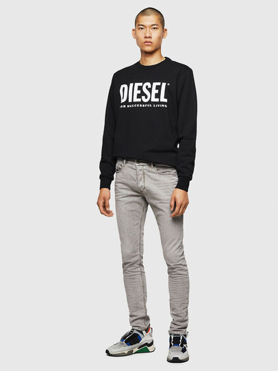 Diesel - Tepphar 069II, Light Grey - Jeans - Image 5