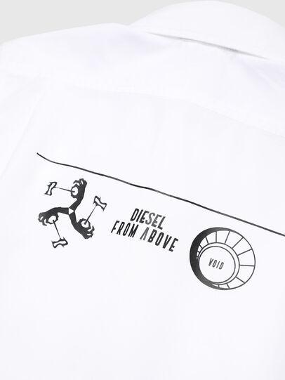 Diesel - CSVENPRINT, White - Shirts - Image 3