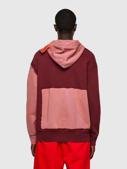 Diesel - S-CRAZY-B1, Red/Pink - Sweaters - Image 2