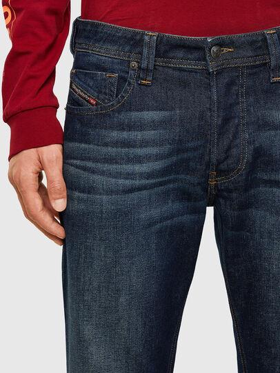 Diesel - Larkee 009HN, Dark Blue - Jeans - Image 3