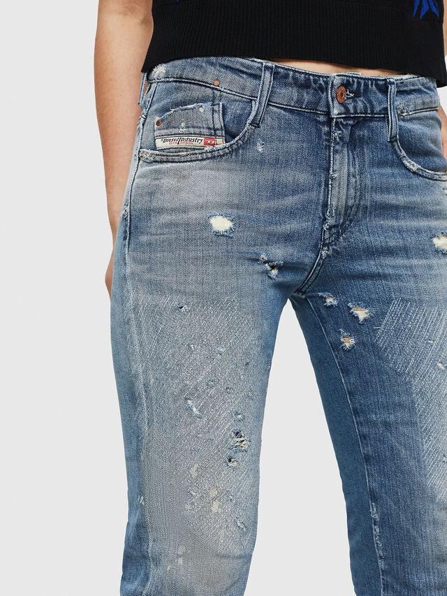 Diesel - D-Rifty 084AL, Light Blue - Jeans - Image 3
