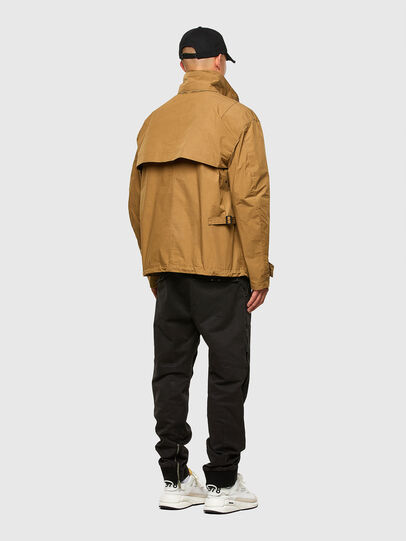Diesel - J-AHKEE, Light Brown - Jackets - Image 5