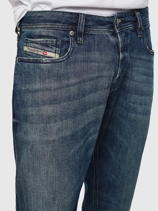 Diesel - Zatiny CN025, Medium blue - Jeans - Image 3