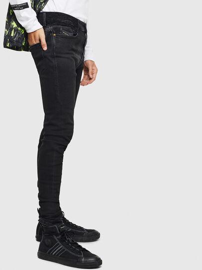 Diesel - D-Amny 009CE, Black/Dark grey - Jeans - Image 3