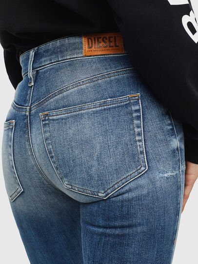 Diesel - Slandy 009CJ, Medium blue - Jeans - Image 5
