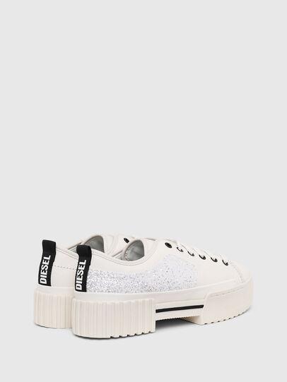 Diesel - S-MERLEY LOW, White - Sneakers - Image 3