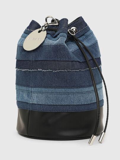 Diesel - RINDA, Blue - Crossbody Bags - Image 1