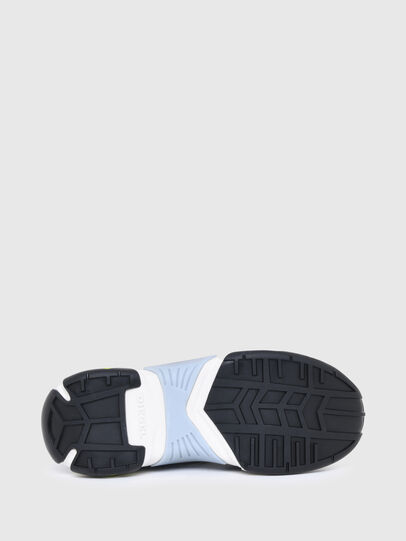 Diesel - S-KIPPER LOW TREK II, White/Black - Sneakers - Image 5