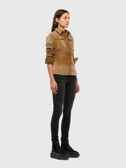 Diesel - C-SANDY-A, Light Brown - Shirts - Image 5