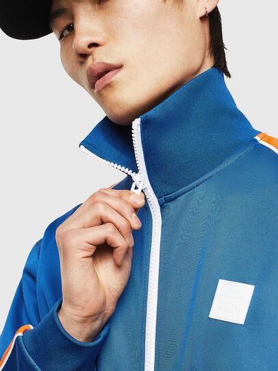 Diesel - S-CORTESS, Blue - Sweaters - Image 5