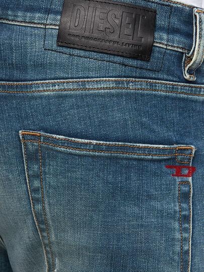 Diesel - D-Strukt 009IT, Medium blue - Jeans - Image 4