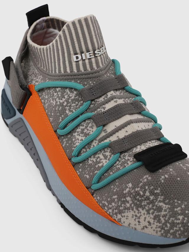Diesel - S-KB ST, Multicolor/Grey - Sneakers - Image 5