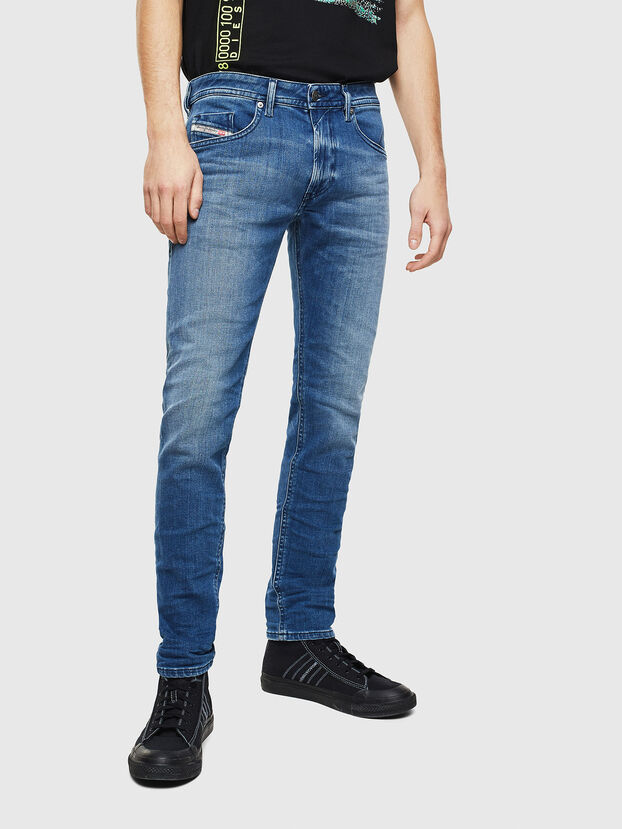 Thommer 0097X, Medium blue - Jeans
