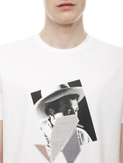Diesel - TY-PEZZABOY1,  - T-Shirts - Image 4