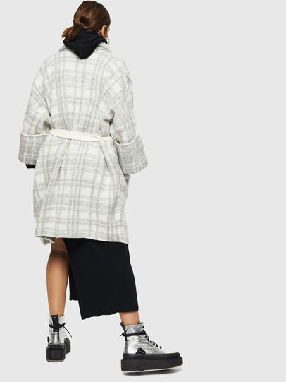Diesel - M-BOU, Grey/White - Knitwear - Image 2