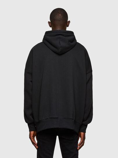 Diesel - S-OXI-ZIP-A1, Black - Sweaters - Image 2