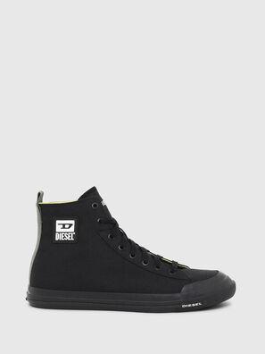 S-ASTICO MID CUT, Black - Sneakers