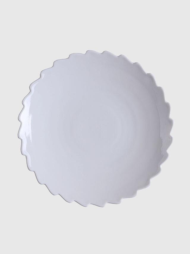 Living 10985 MACHINE COLLEC, White - Plates - Image 1