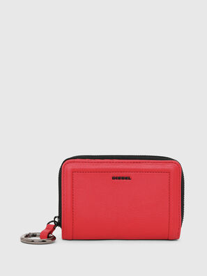 BUSINESS LC, Fire Red - Small Wallets