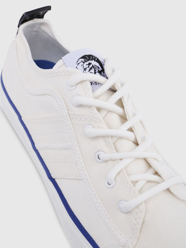 Diesel - S-ASTICO LC LOGO, Off White - Sneakers - Image 4