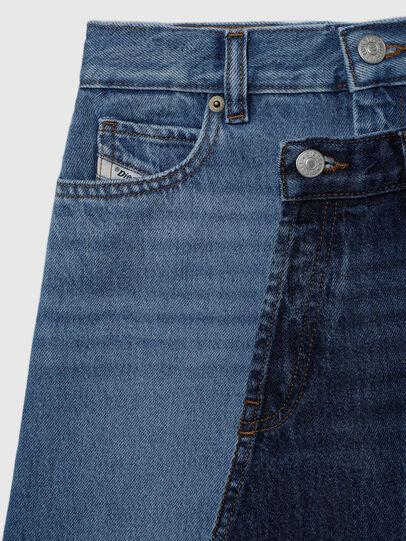 Diesel - GETOBY, Blue - Skirts - Image 3