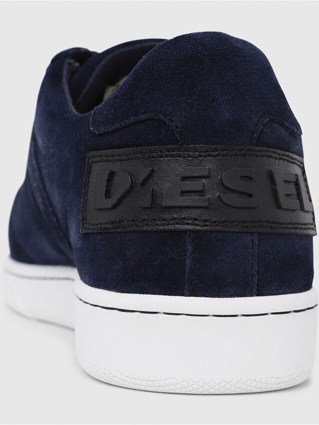 Diesel - S-MILLENIUM LC, Dark Blue - Sneakers - Image 4