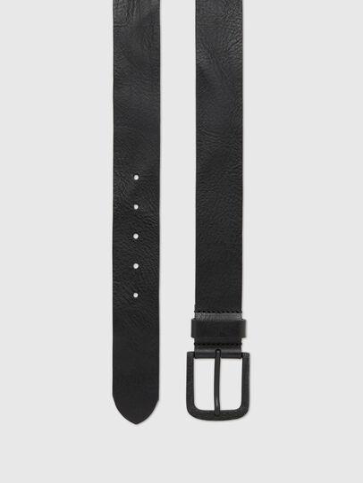 Diesel - B-DACO, Black - Belts - Image 3