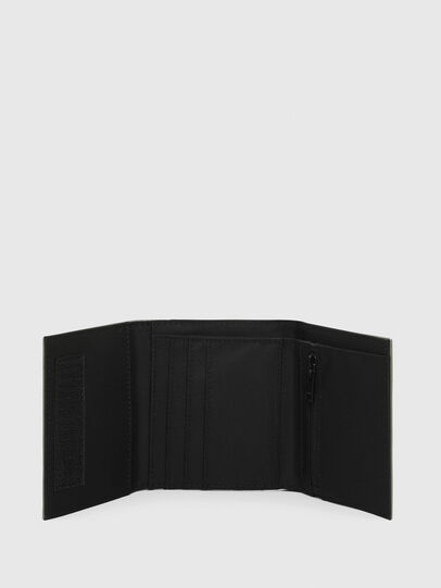 Diesel - YOSHINO LOOP II, Olive Green - Small Wallets - Image 4
