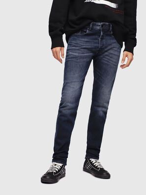 Buster 087AS, Dark Blue - Jeans