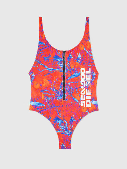 Diesel - BFSW-LIAZZYDOO, Orange - Swimsuits - Image 1