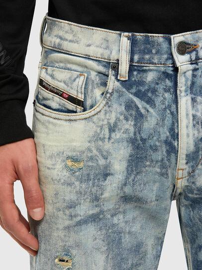Diesel - D-Strukt 009FM, Light Blue - Jeans - Image 3
