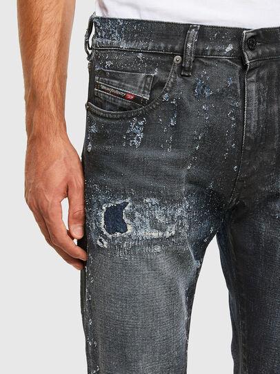 Diesel - D-Strukt 009JQ, Dark Blue - Jeans - Image 3
