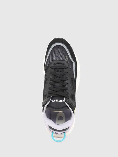 Diesel - S-SERENDIPITY SM W, Black/Violet - Sneakers - Image 6
