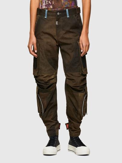 Diesel - P-JANE, Military Green - Pants - Image 1