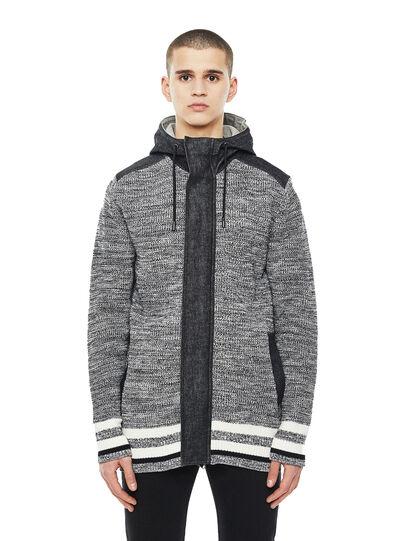Diesel - KOMO-HOOD,  - Knitwear - Image 1