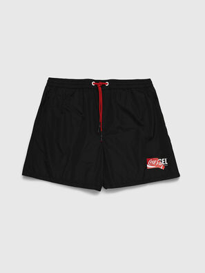 CC-WAVE-COLA,  - Swim shorts