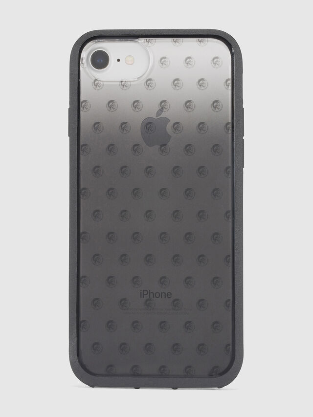 Diesel MOHICAN HEAD DOTS BLACK IPHONE 8 PLUS/7 PLUS/6s PLUS/6 PLUS CASE, Black - Cases - Image 2