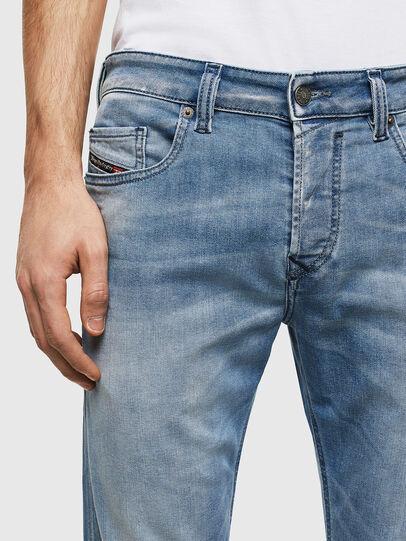 Diesel - Safado 069MN, Light Blue - Jeans - Image 3