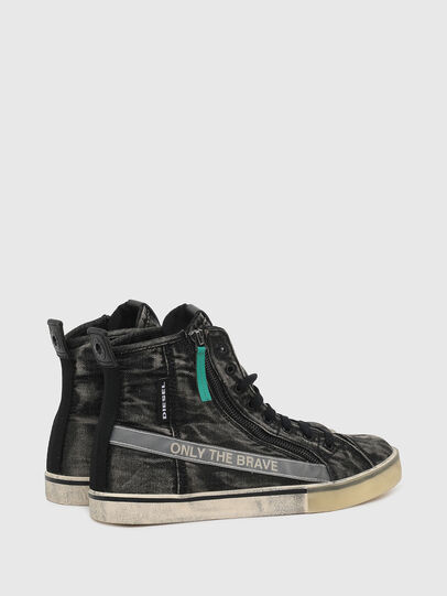 Diesel - S-DVELOWS MCZ, Black - Sneakers - Image 3