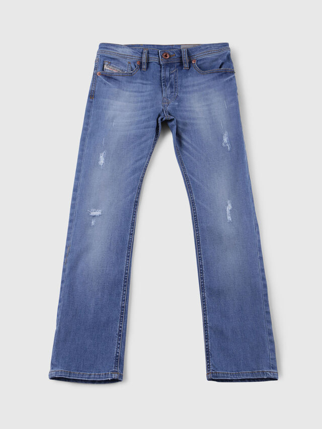 Diesel - WAYKEE-J-N, Light Blue - Jeans - Image 1