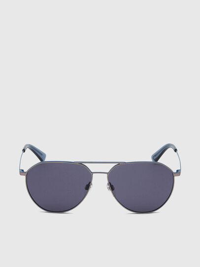 Diesel - DL0296, Azure - Sunglasses - Image 1