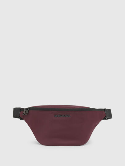 Diesel - F-SUSE BELT DM, Bordeaux - Belt bags - Image 1