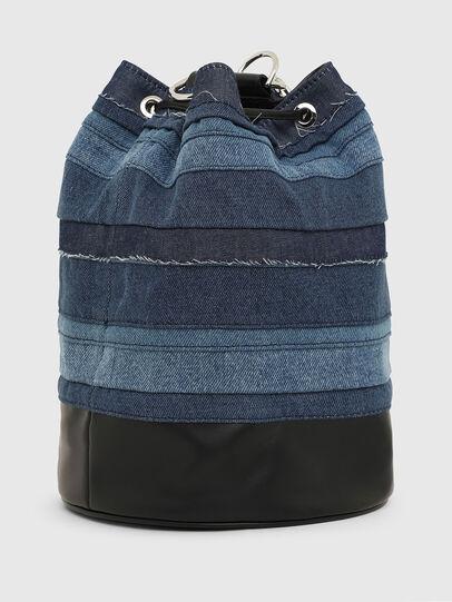Diesel - RINDA, Blue - Crossbody Bags - Image 2